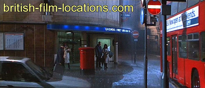 Mission Impossible 1996 Filming Location The London