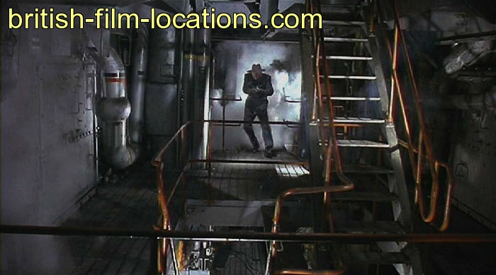 Batman 1989 Filming Location Axis Chemicals Interiors