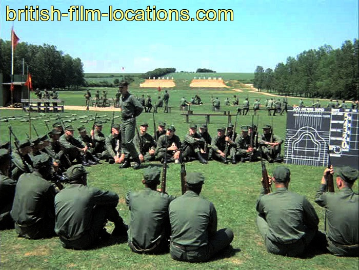 british filming location from full metal jacket 1987