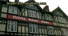 Royal Naval Arms